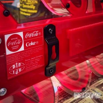 コカコーラ レタリングLEDサイン イメージ5