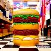 イースね ハンバーガー型のイス イメージ1