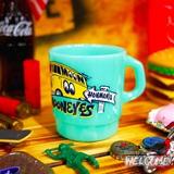 ムーンアイズ ミルキースタッキングマグカップ(GR) イメージ