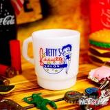 ベティー ミルキースタッキングマグカップ(WH) イメージ