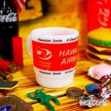 ハワイ ミルキースタッキングマグカップ イメージ