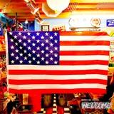 星条旗 タペストリー イメージ