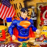 スーパーマン コインバンク イメージ