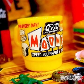 ムーンアイズ ミルキースタッキングマグカップ(YE) イメージ2