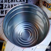 レトロ調 ペール缶スツール(ルート66星条旗) イメージ3
