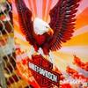 ハーレー エンボスメタルサイン(Eagle) イメージ2