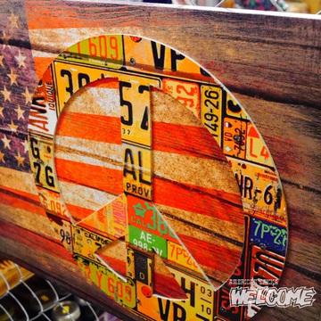 キャンバスLEDボード(PEACE) イメージ3