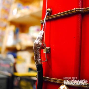 テキサコ ガスポンプ型キャビネット イメージ4