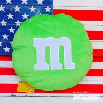 m&m's ラウンドクッション(GR) イメージ2