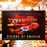 LEDピクチャーフレーム(VISIONS OF AMERICA) イメージ