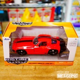 JADA TOYS 1/24 1963 CHEVY CORVETTE STING RAY(RD) イメージ