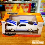 JADA TOYS 1/24 1967 SHELBY GT-500(WH) イメージ