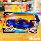 JADA TOYS 1/24 Brian's Nissan Skyline GT-R(R34) イメージ
