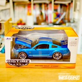 JADA TOYS 1/24 2008 FORD SHELBY GT-500KR(BL) イメージ