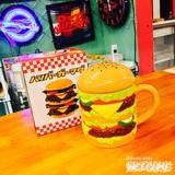 ハンバーガーマグ イメージ