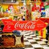 コカコーラ メタルサイン(アロー) イメージ1