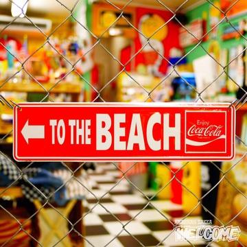 コカコーラ ミニストリートサイン イメージ1