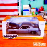 JADA TOYS 1/24 1973 PLYMOUTH BARRACUDA(GM) イメージ