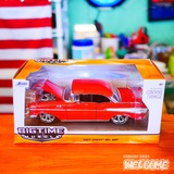 JADA TOYS 1/24 1957 CHEVY BEL-AIR(RD) イメージ