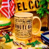 ルート66 マグカップ(シティー) イメージ