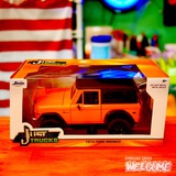 JADA TOYS 1/24 1973 FORD BRONCO HARDTOP(OR) イメージ