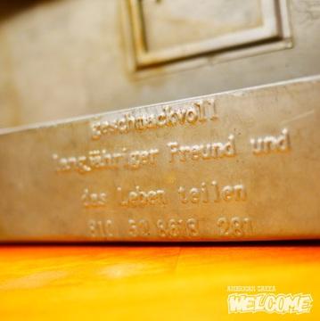 ゲシュマック メタル メールボックス イメージ2