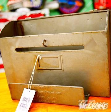ゲシュマック メタル メールボックス イメージ4