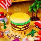 ハンバーガー コンテナ イメージ