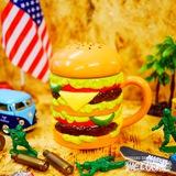 ハンバーガー マグ イメージ