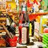 コカコーラ ボトル型サーモメーター イメージ1