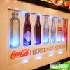 コカコーラ LEDライトアップ ボトルヒストリー イメージ2