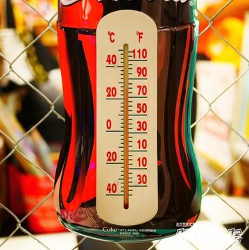 コカコーラ ボトル型サーモメーター イメージ3