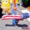 アウトドアチェアー(星条旗) イメージ4