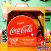 コカコーラ オフ ザ ウォール LEDサイン(丸) イメージ3