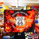 ルート66 ブランケット(FIRE) イメージ