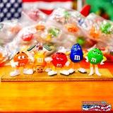 m&m's PVCミニフィギュア5体セット イメージ