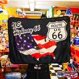 ルート66 ブランケット(USA) イメージ