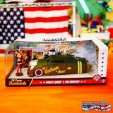 1:24 DC COMICS BOMBSHELLS 1951 MECURY & HARLEY QUINN ミニカー イメージ