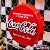 コカコーラ LEDネオンサイン(ボトルキャップ) イメージ4