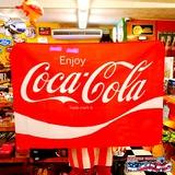 コカコーラ ファブリックサイン(タペストリー) イメージ