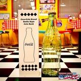 コカコーラ ジャイアントボトルバンク イメージ