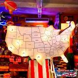アメリカンサイン(USA MAP) イメージ