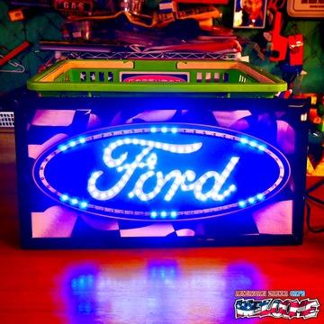 LEDピクチャーサイン(フォード) イメージ1