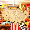 アメリカンサイン(USA MAP WH) イメージ2